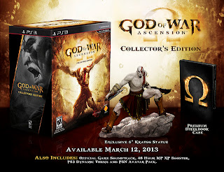 God of War : Ascension (PS3)