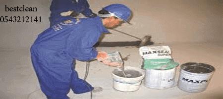 مواد عزل خزانات المياه,طرق عزل الخزان