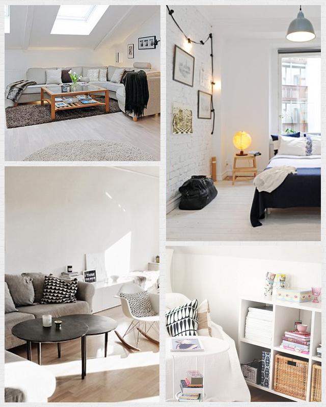 jak urządzić mieszkanie w stylu skandynawskim
