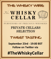 The Whisky Cellar Tweet Tasting