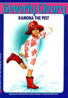 Witney's Book List: Ramona the Pest- Beverly Cleary