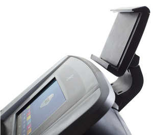 NordicTrack c 1650 treadmill tablet holder
