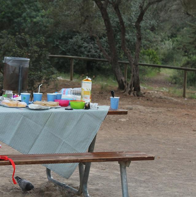 picnic en mallorca handmade