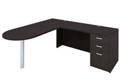 Collaborative Corner Desk
