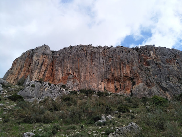 West face of El Turon