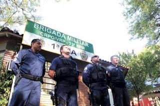 Guarda Municipal de Porto Alegre (RS) passa a integrar posto da Brigada Militar