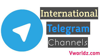 International Telegram Channel