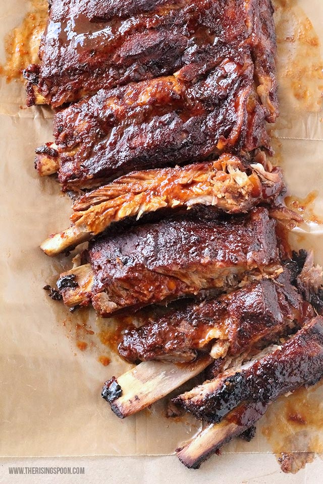 Crock-Pot BBQ Ribs