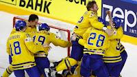 HOCKEY HIELO - Mundial masculino 2017 (Alemania / Francia): El décimo título de Suecia sirvió para destronar a los canadienses