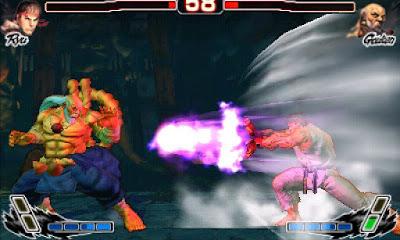 Super Street Fighter IV: 3D Edition