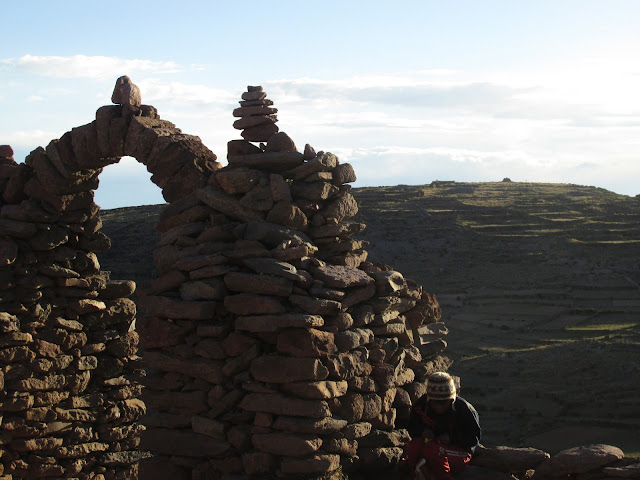 Jezioro Titicaca, Peru