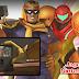 Animação incrível de Link, Falcon, Samus jogando Nintendo Switch