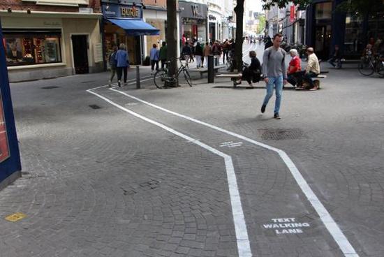 Faixa pedestres Whatsapp