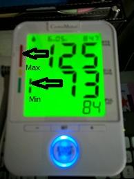 Misuratore Pressione del Sangue