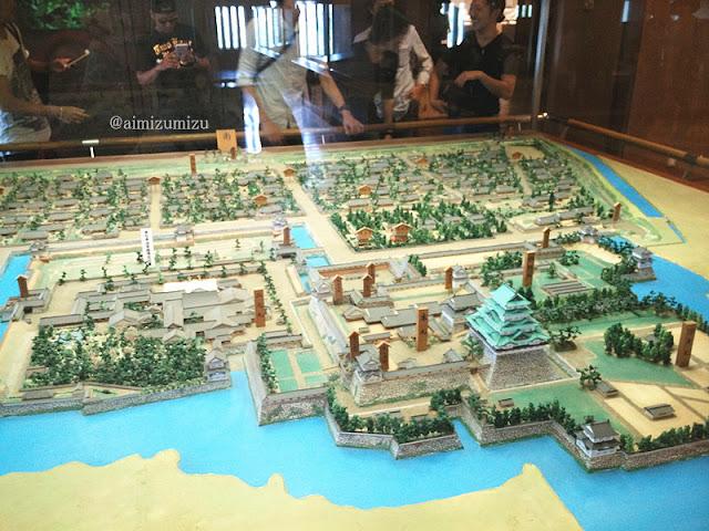 Suasana Nagoyajyou / Nagoya Castle