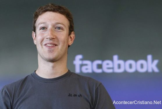 Creador de Facebook Mark Zuckerberg