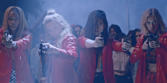 Mladí zabijáci / Assassination Nation