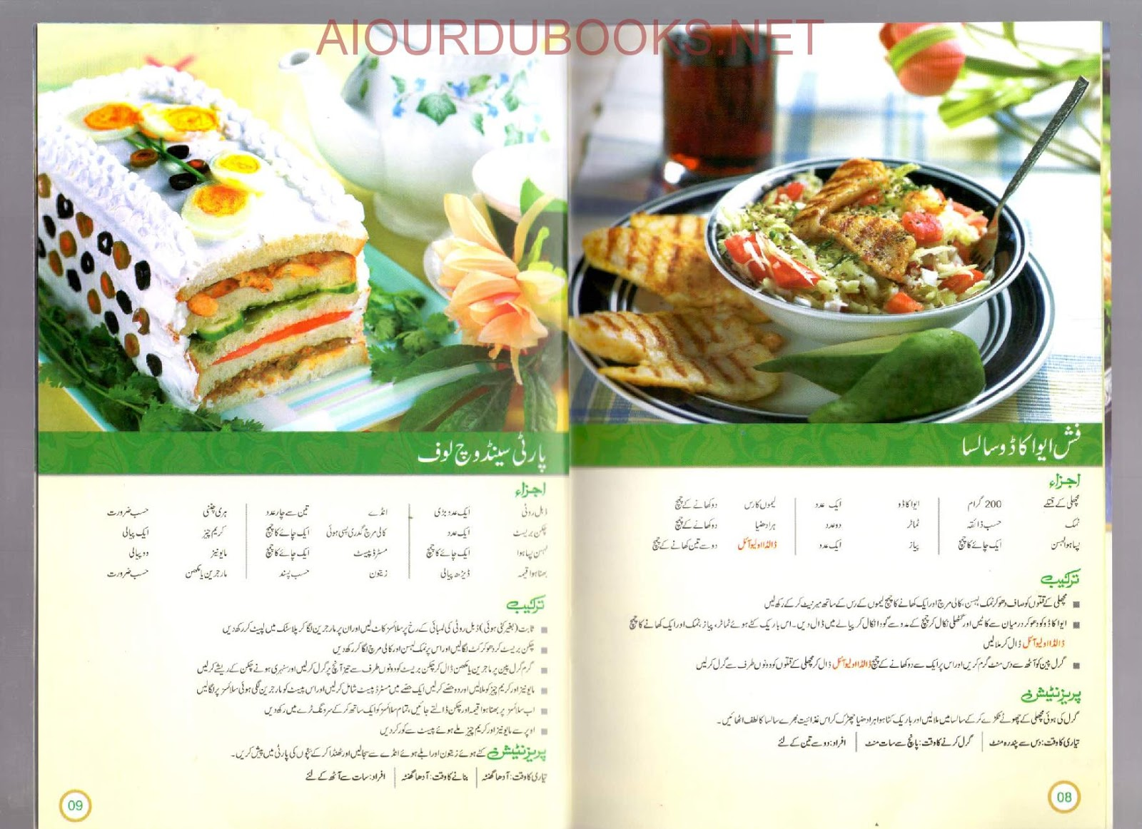Dalda Cook Book Platinum Edition Urdu