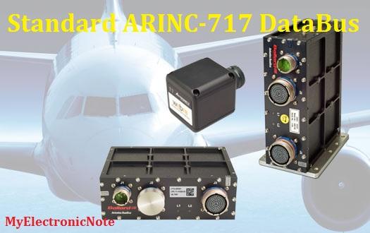 Standard ARINC-717 DataBus