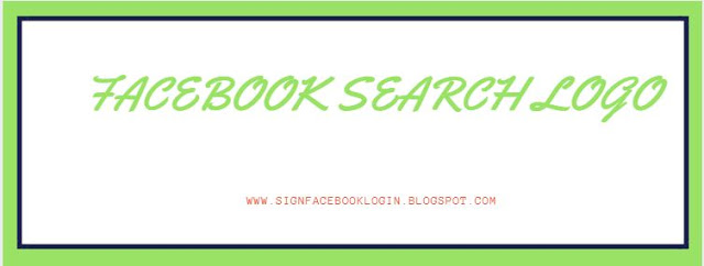 Facebook Search Logo