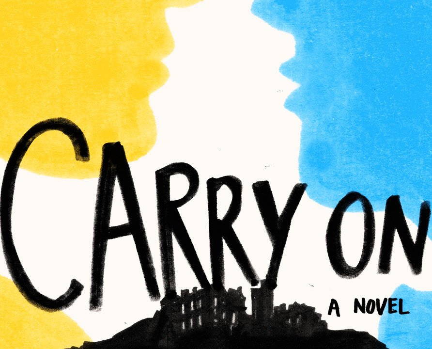 Carry On Rainbow Rowell Simon Snow