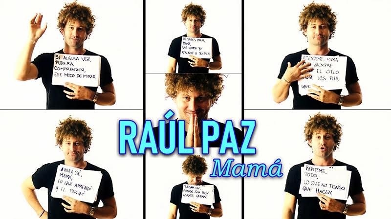 Raúl Paz - ¨Mamᨠ- Videoclip. Portal del Vídeo Clip Cubano