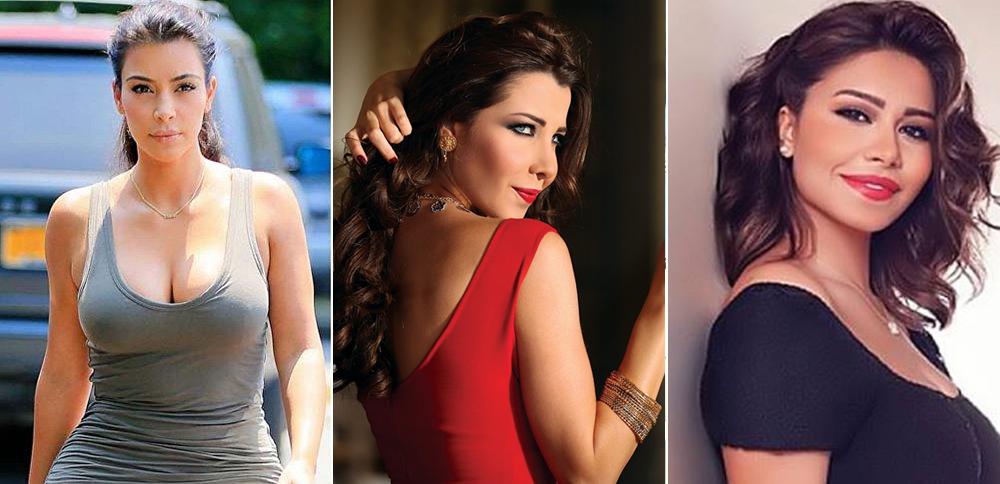 17 نجمة لبنانية ومصرية وخليجية ضمن قائمة الأكثر توفيقاً في العمليات التجميلية عبر التاريخ! بعضهم سيصدمك