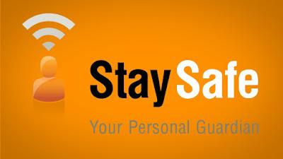 تطبيق-StaySafe