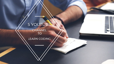 5 most important YouTube Channels for Learning Web App Programming