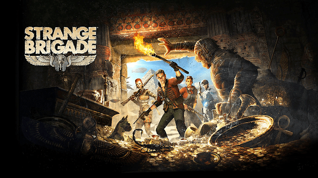Link Tải Game Strange Brigade ( Strange Brigade Free Download )
