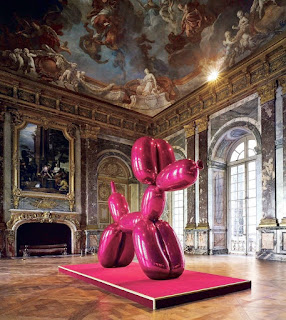 art contemporain Versailles