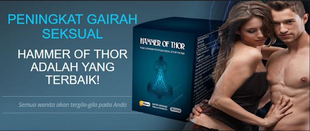 Obat Kuat Ampuh Mengatasi Ejakulasi Dini Hammer Of Thor