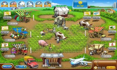 Farm Frenzy 2 Mod Apk For Android Download - Mod Apk Free