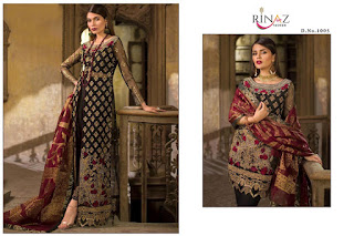 Block Buster hits Pakistani Suits by Rinaz fashion wholesale Price