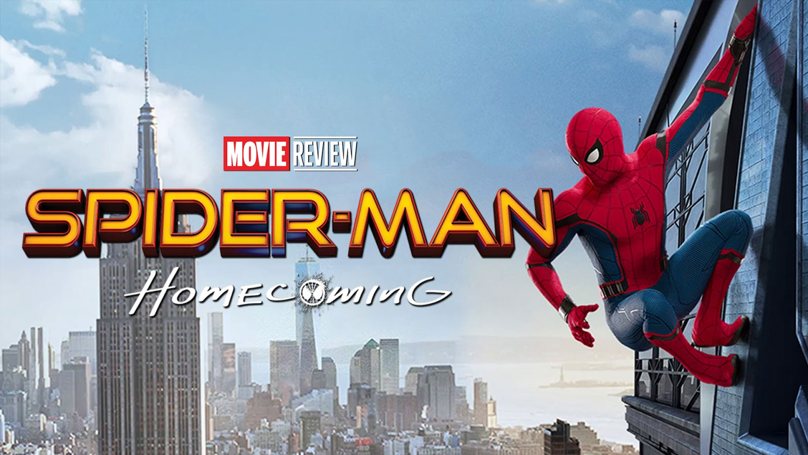movie review Spider-Man: Homecoming podcast