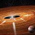 Hubble spia una pioggia di comete abbattersi su una stella aliena
