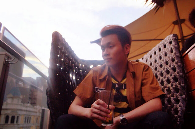 Ray Tan 陳學沿 (RayTanSY) ; The Aviary Perth The Nest Rooftop Bar @ Perth, Western Australia 澳洲, 澳大利亚, 珀斯