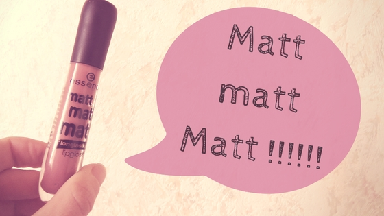 Matt matt matt - Longlasting Lipgloss - 02 Beauty-Approved - Essence