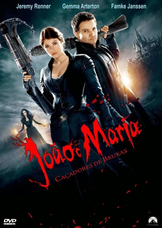 João e Maria: Caçadores de Bruxas – Dublado (2013)
