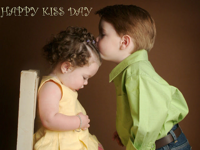 Cute Kiss Day Images