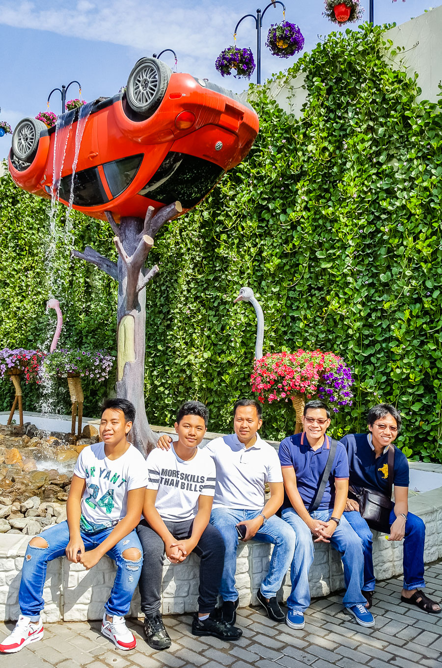 Dubai Miracle Garden