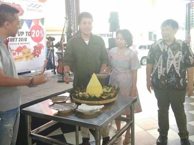 Pasar Sentul City Miliki Area Pasar Bersih Dan Food Court Yang