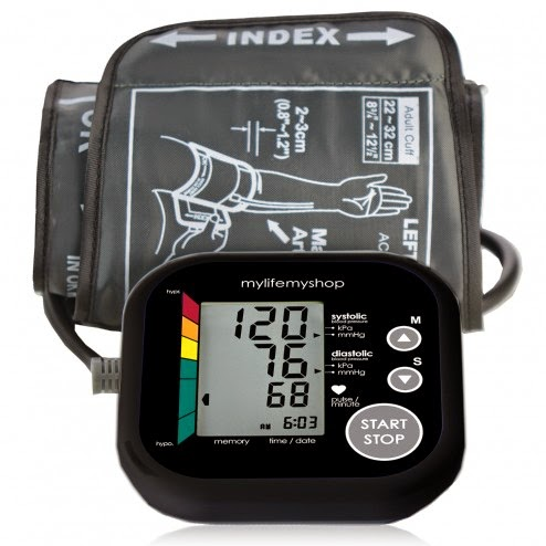 Vanity Planet's Cor 3 Blood Pressure Monitor with Cuff