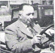 Mr I H Dickson founder & Managing Direcector of County Motors (Carlisle) Ltd