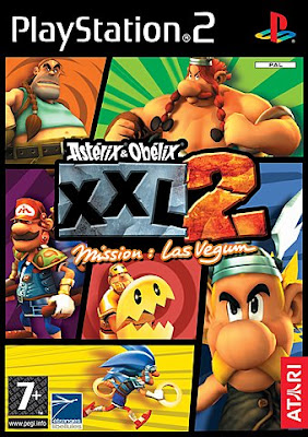 Asterix & Obelix XXL 2: Mission Las Vegum (PS2) 2005