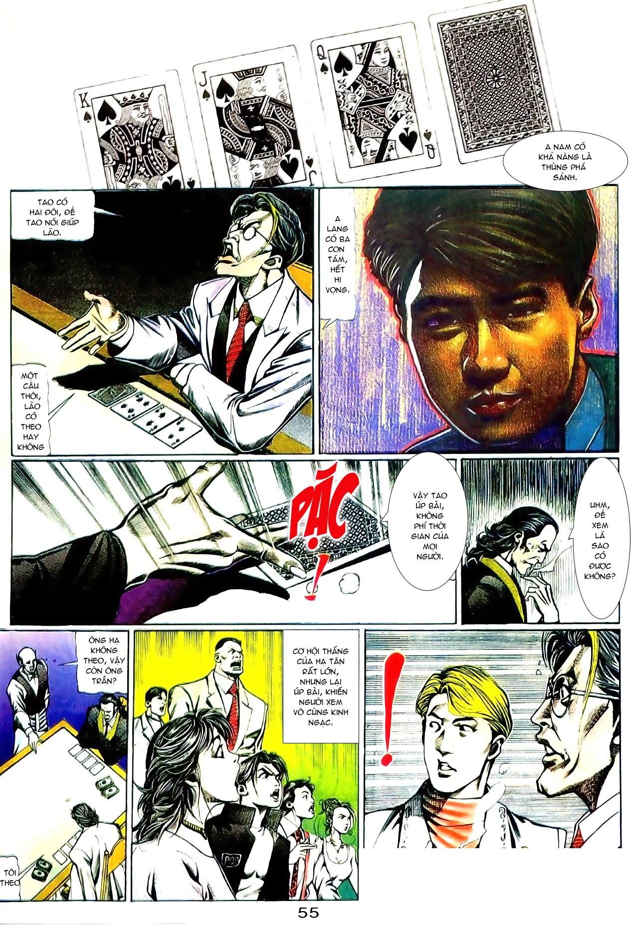 Người Trong Giang Hồ chapter 101: vô địch100% trang 9