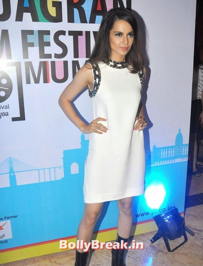 Kangana Ranaut, 5th Jagran Film Festival Red Carpet Pics