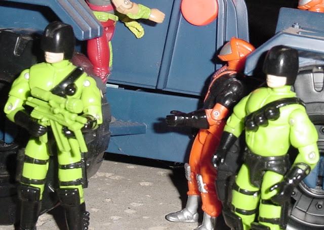 1993 HEAT Viper, Cyber Viper, Nitro Viper, Detonator