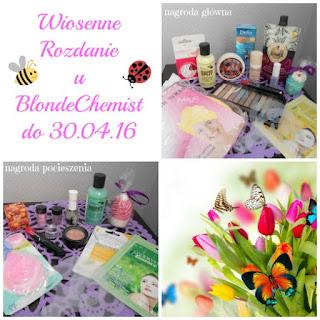http://blondechemist.blogspot.com/2016/03/wiosenne-rozdanie.html