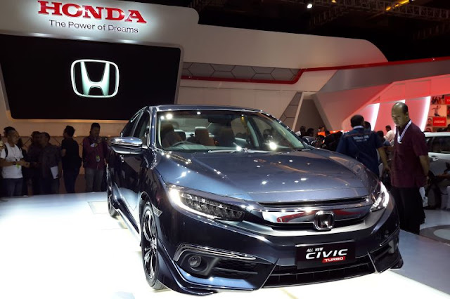 Honda Civic Turbo IIMS 2016